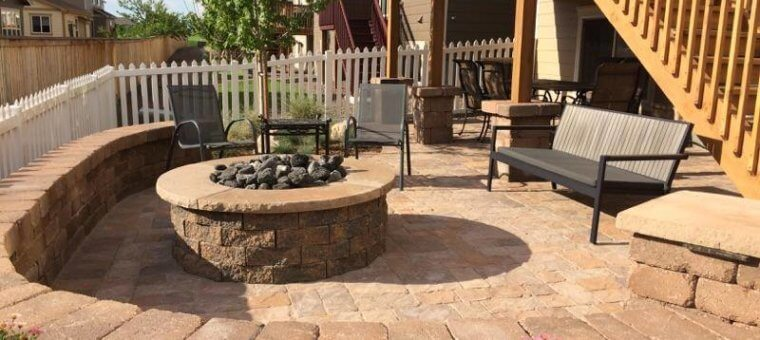 fire pit colorado springs